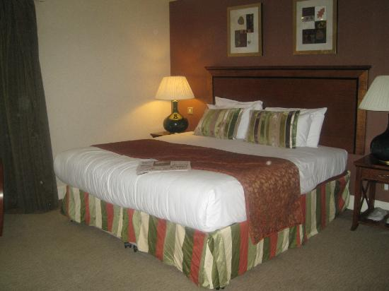 بولزبريدج هوتل: Bedroom 