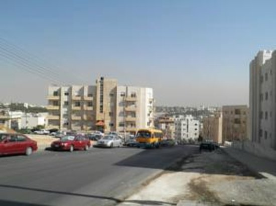Amman House Hotel Apartment 2: View