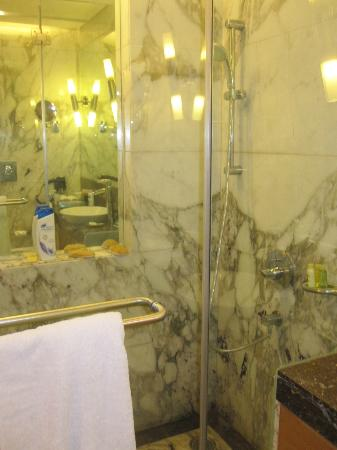 Radisson Blu Marina Connaught Place: shower