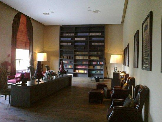Rodina Grand Hotel and Spa: Зона отдыха 2