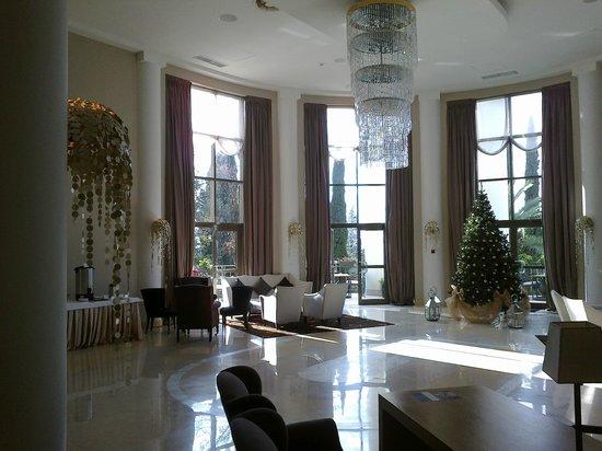 Rodina Grand Hotel and Spa Rodina: Зона отдыха 1