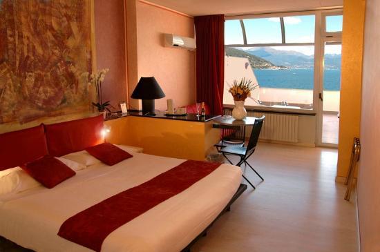 Hotel Conca Azzurra: Camera Superior