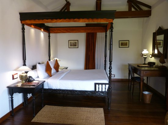 Angkor Village Hotel: Chambre superieure