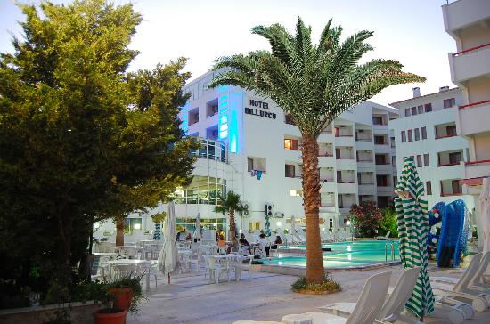 Hotel Billurcu: Poolbereich