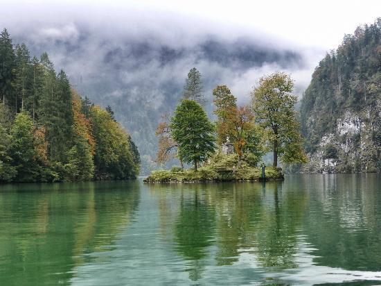 Königssee: Lake Konigssee