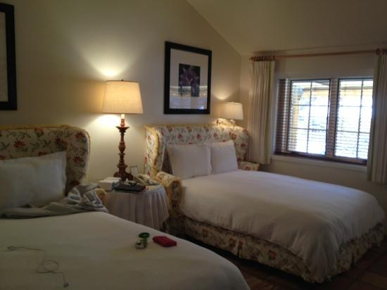 Lake Austin Spa Resort: room