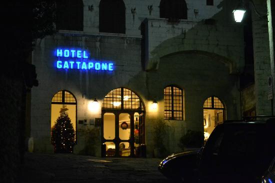 Hotel Gattapone: hotel
