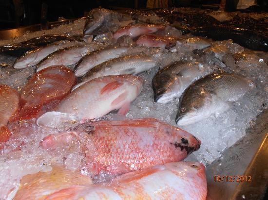 Aree BaBa: Fresh Seafood