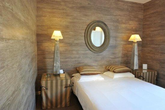 Hôtel Sud Bretagne : chambre