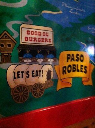 Good Ol' Burgers: Artwork