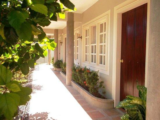 Hotel Liberia: Rooms
