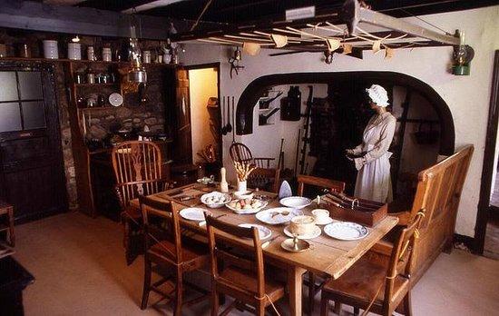 Хорнси, UK: The parlour