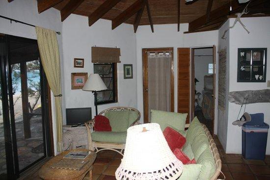 بيجيون كاي بيتش كلوب: Causarina Living Room space 