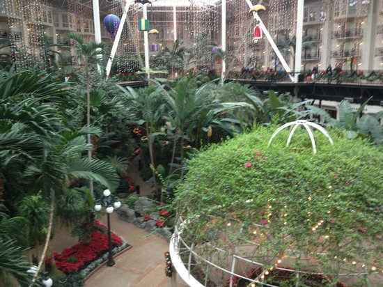 Gaylord Opryland Resort & Convention Center: Christmas in nashville
