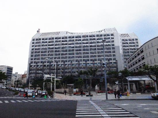 Okinawa Prefectural Government : 2012年12月9日の外観