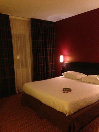 Ibis Styles Metz Centre Gare : Big bed