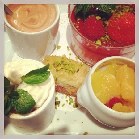 L'Epicurien : café gourmand !!
