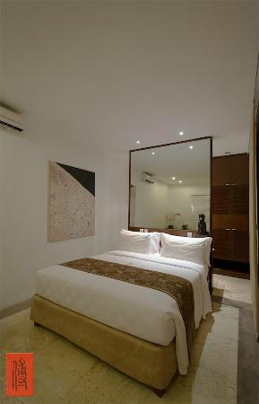 Uma Sapna: room