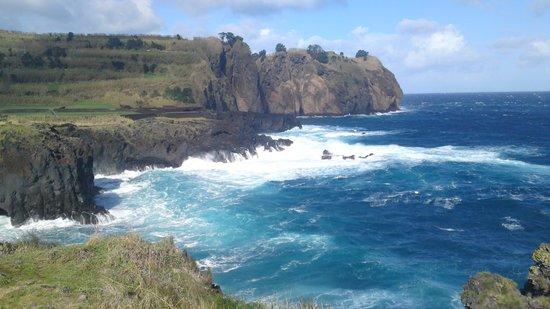 Solar do Conde: Der Wahlfisch - Aussichtsplatz von Capelas