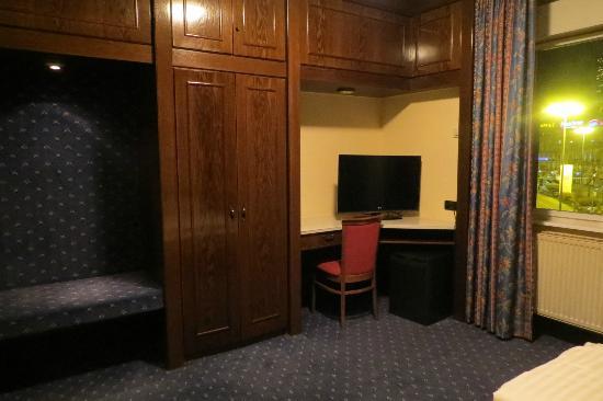 Novum Hotel Continental Frankfurt: Habitación doble