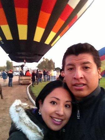 Hotel Las Cavas: nos mandaron a volar!!