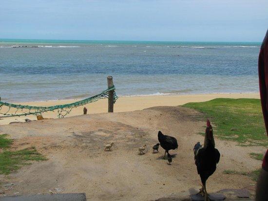 Satu Beach: praia do satu