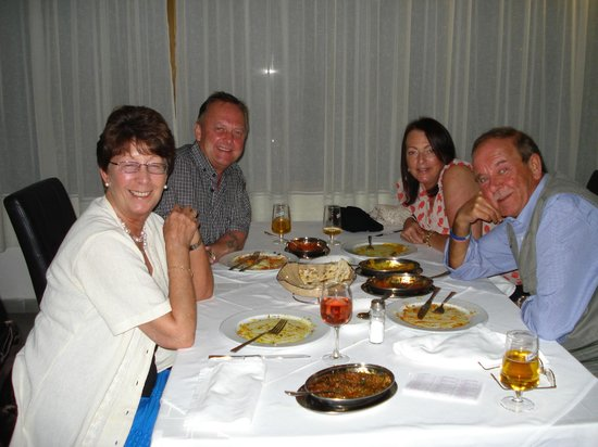 Bollywood Tandoori: Excellent Meal
