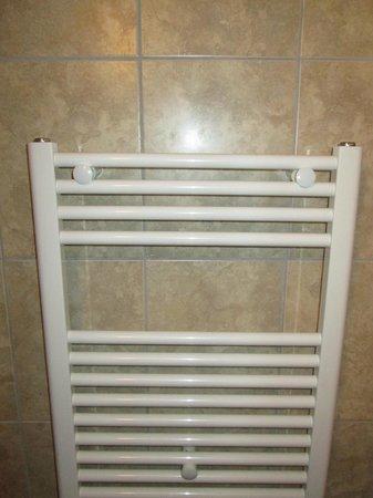 Karadut Cave Hotel: Towel Rack