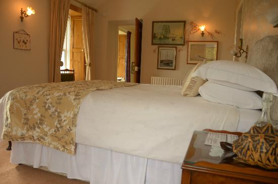 Kilcannon House Bed & Breakfast: Bedroom