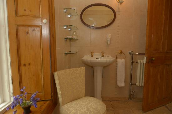 Kilcannon House Bed & Breakfast: Bathroom