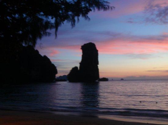 Centara Grand Beach Resort & Villas Krabi: the rock