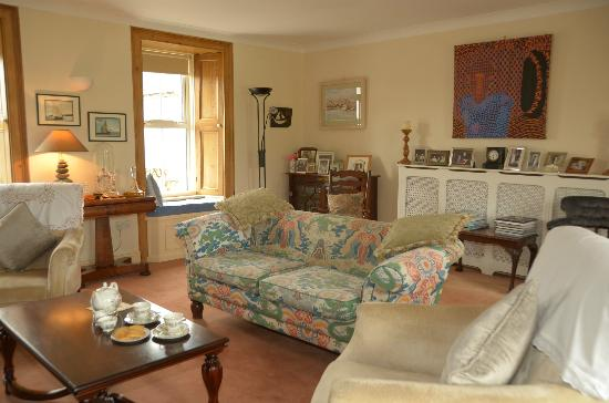 Kilcannon House Bed & Breakfast: Living Room