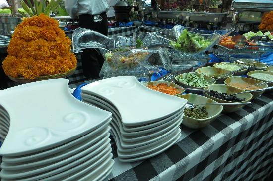 Sudamala Suites & Villas : Buffet Breakfast