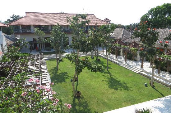 Sudamala Suites & Villas : View from Deluxe Room