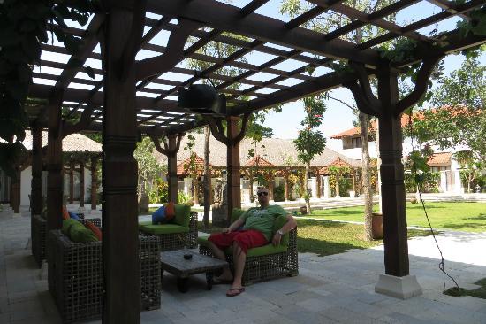Sudamala Suites & Villas: Hotel Garden