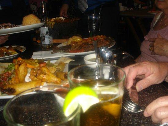 La Barca Grill & Cantina: un régal..