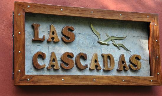 Condotel Las Cascadas: Our Front Entrance