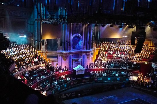 Royal Albert Hall: Choir