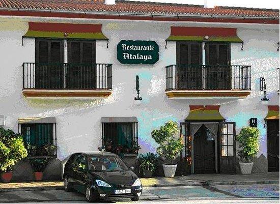 Hotel Restaurante Atalaya: Restaurant Atalaya