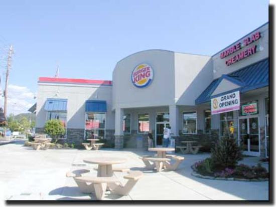 Burger King Kelowna 2091 Harvey Ave Central City