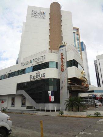 Casino attached to Hotel - Picture of Sercotel Panama Princess ... 881fba7352c