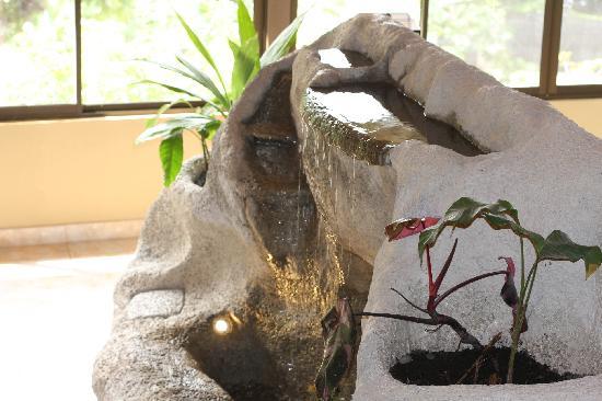 Condotel Las Cascadas: Penthouse Fountain