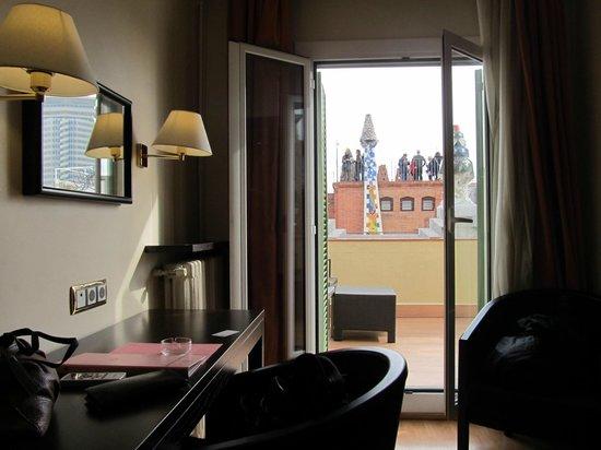 Hotel Gaudi: Habitación