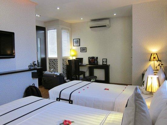 Hanoi Moment Hotel: Familienzimmer