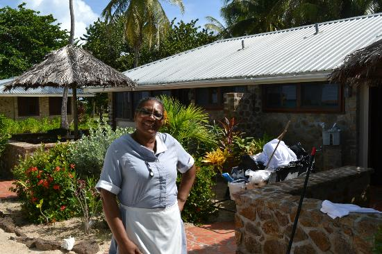 Palm Island Resort & Spa: Sweetheart Margaret