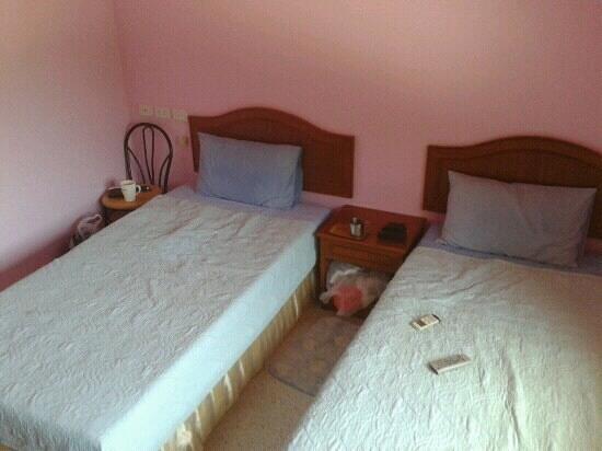 Lanta Sweet Mansion : twin room