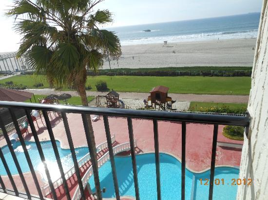 Rosarito Beach Hotel Our View