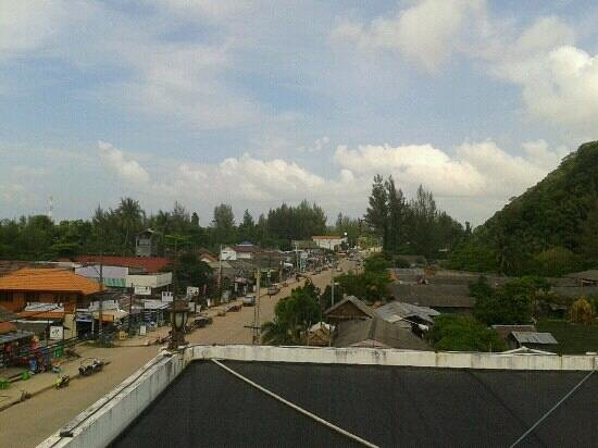Lanta Sweet Mansion: view from roof