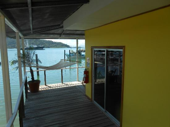 Banana Bay Marina: Relaxation area