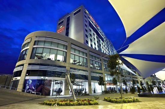 Crowne Plaza Istanbul Asia: Hotel